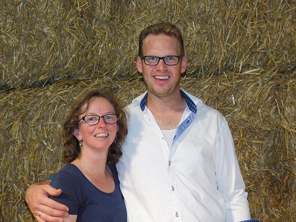 Henk en Marieke Vonk Noordegraaf