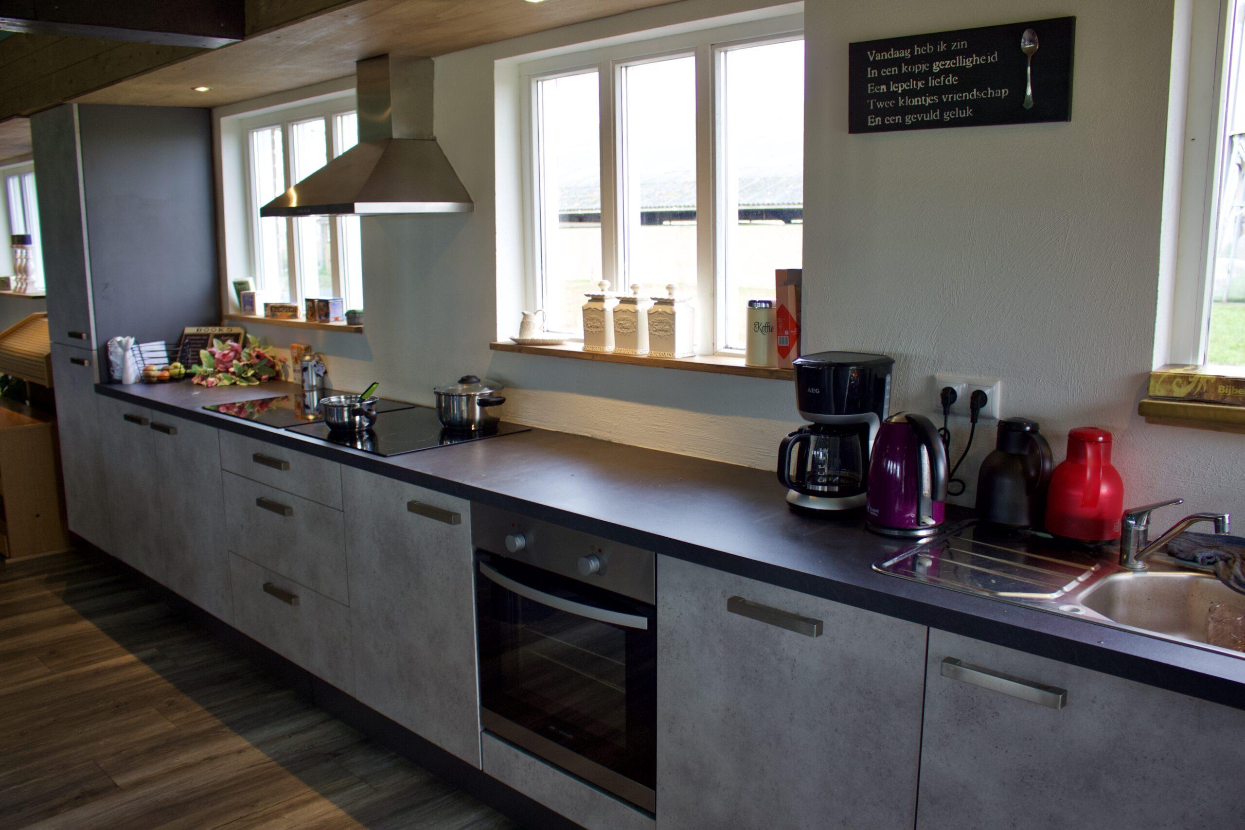 Keuken Onze Missie