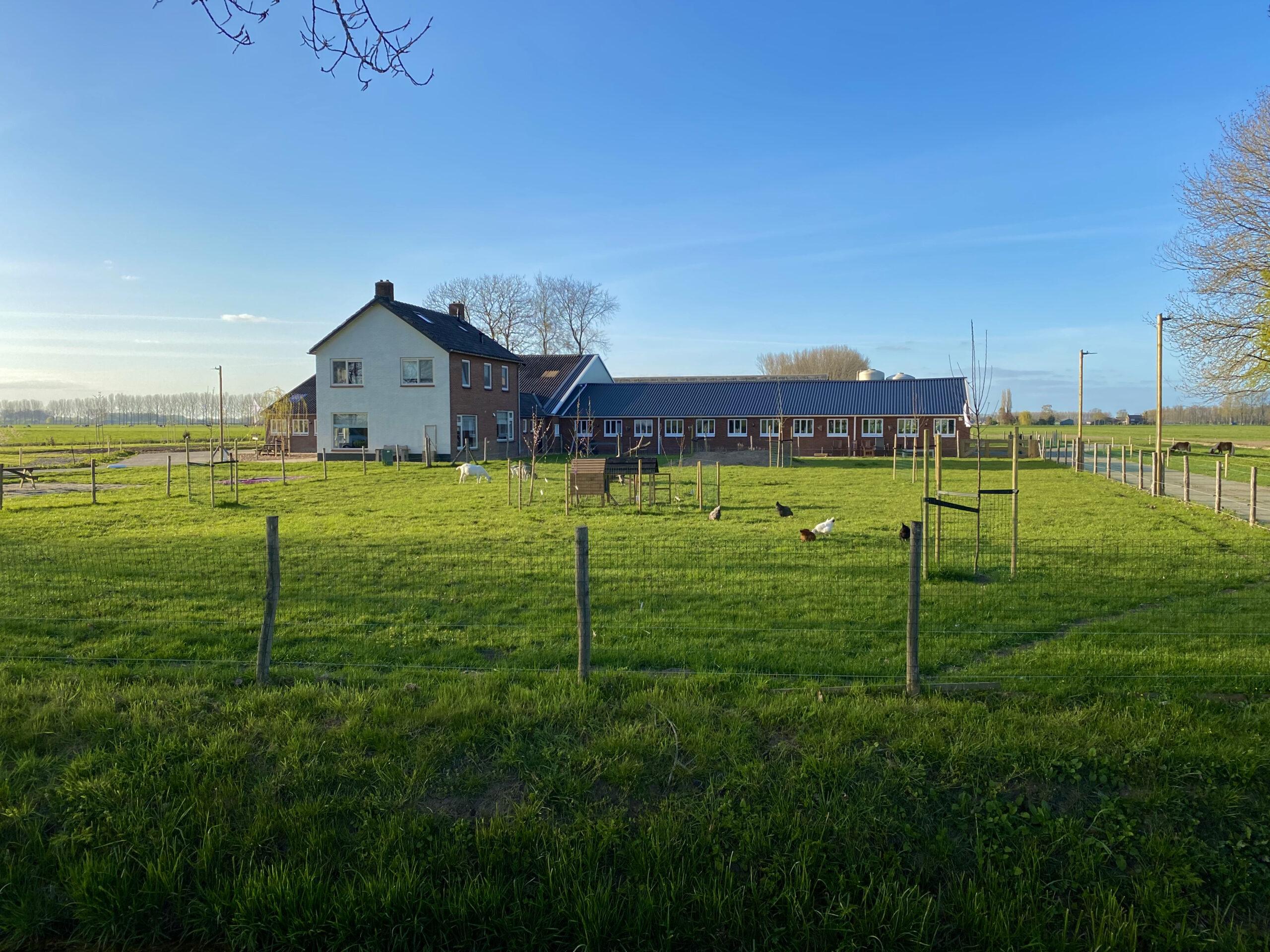 Zorgboerderij Onze Missie
